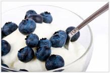 Йогурт, обезжиренный йогурт