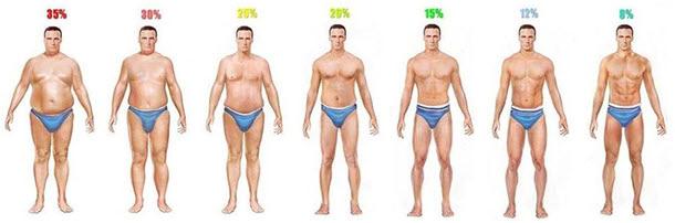 измерение подкожного жира, как измерить подкожный жир, уровень подкожного жира,